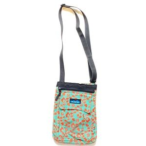 Kavu Sidebag Small Three Compartments Design Patte
